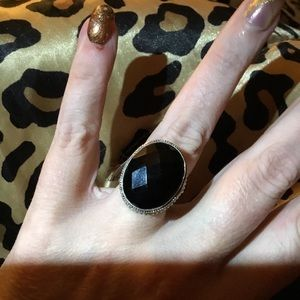 Carved Iron Ring 7